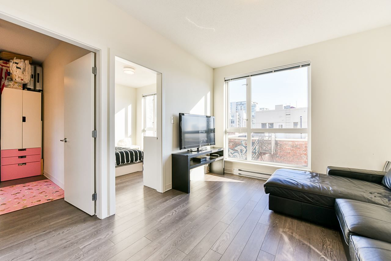 """Main Photo: 513 138 E HASTINGS Street in Vancouver: Downtown VE Condo for sale in """"SEQUEL 138"""" (Vancouver East)  : MLS®# R2349711"""