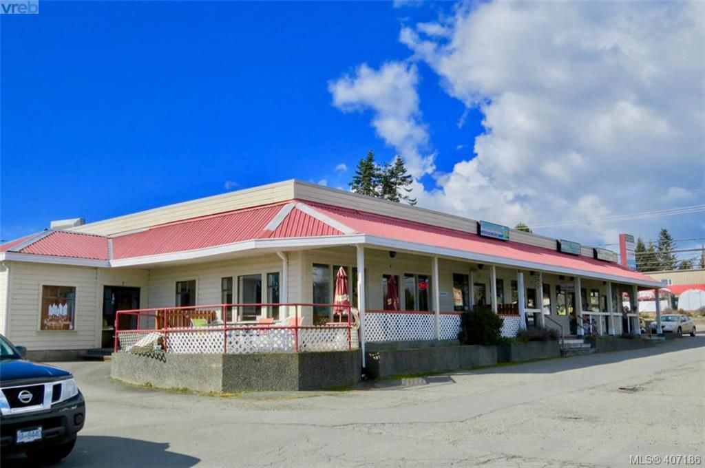 Main Photo: 5 6631 Sooke Road in SOOKE: Sk Sooke Vill Core Business for sale (Sooke)  : MLS®# 407186