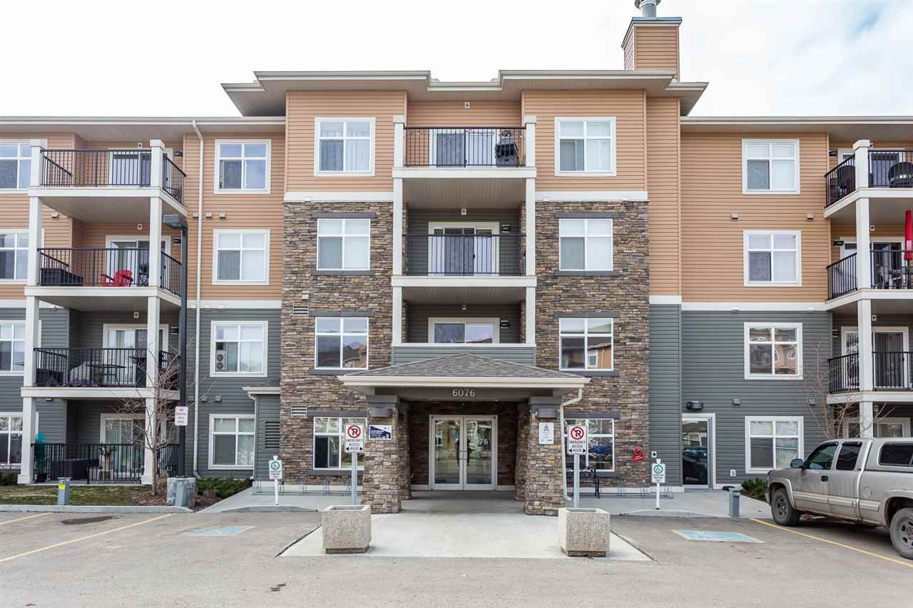 Main Photo: 427 6076 SCHONSEE Way in Edmonton: Zone 28 Condo for sale : MLS®# E4149273
