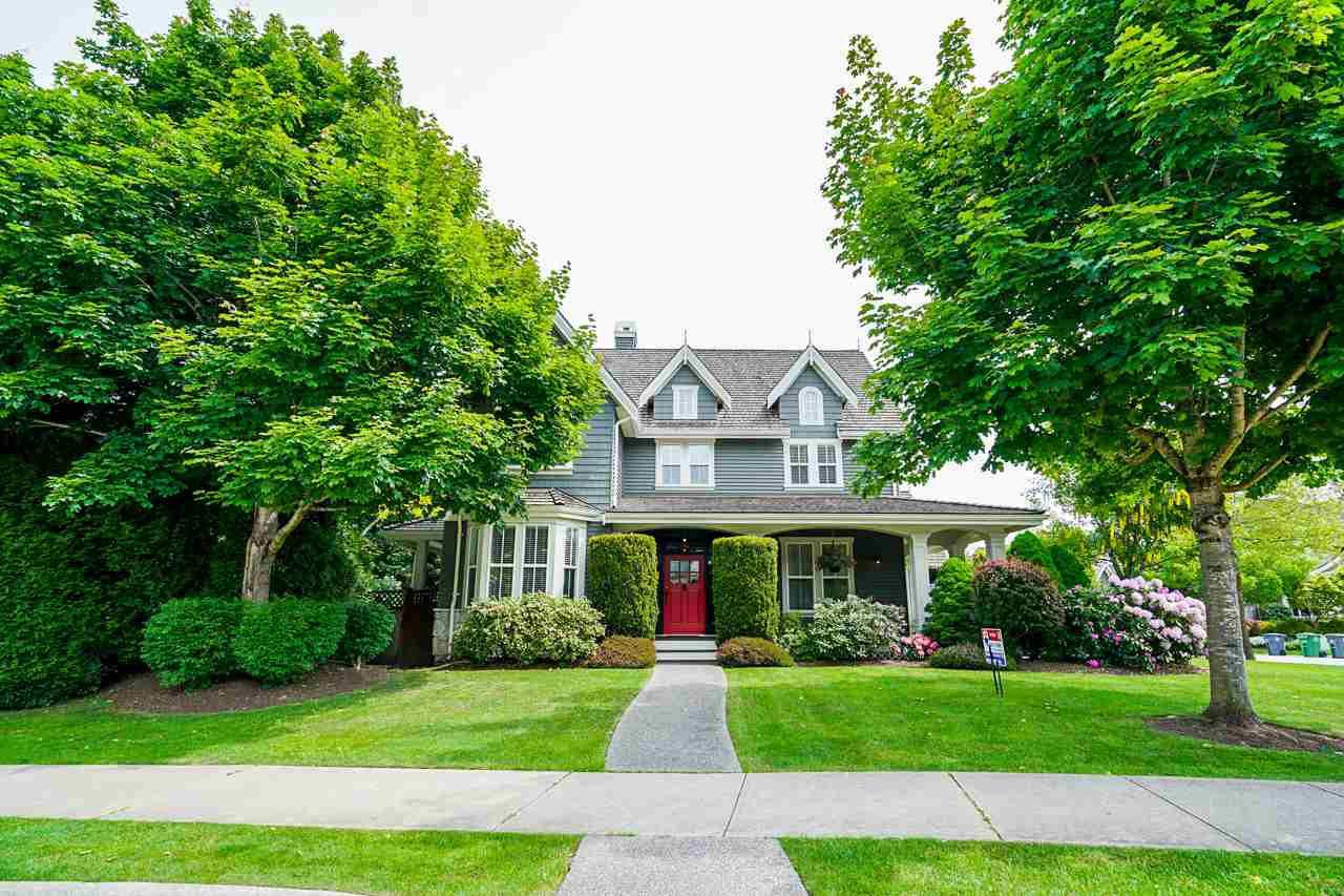 "Main Photo: 3858 156B Street in Surrey: Morgan Creek House for sale in ""Morgan Creek"" (South Surrey White Rock)  : MLS®# R2365228"