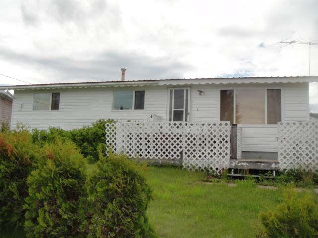 Main Photo: 4 HARMON Crescent in Burns Lake: Granisle House for sale (Burns Lake (Zone 55))  : MLS®# R2382099