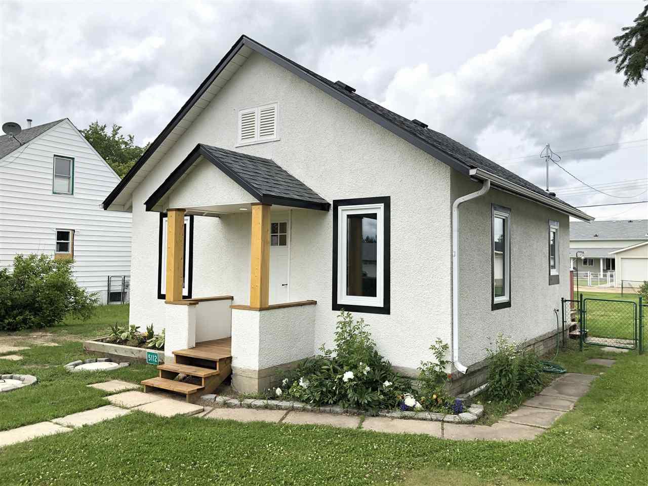 Main Photo: 5112 50 Avenue: Pickardville House for sale : MLS®# E4164639