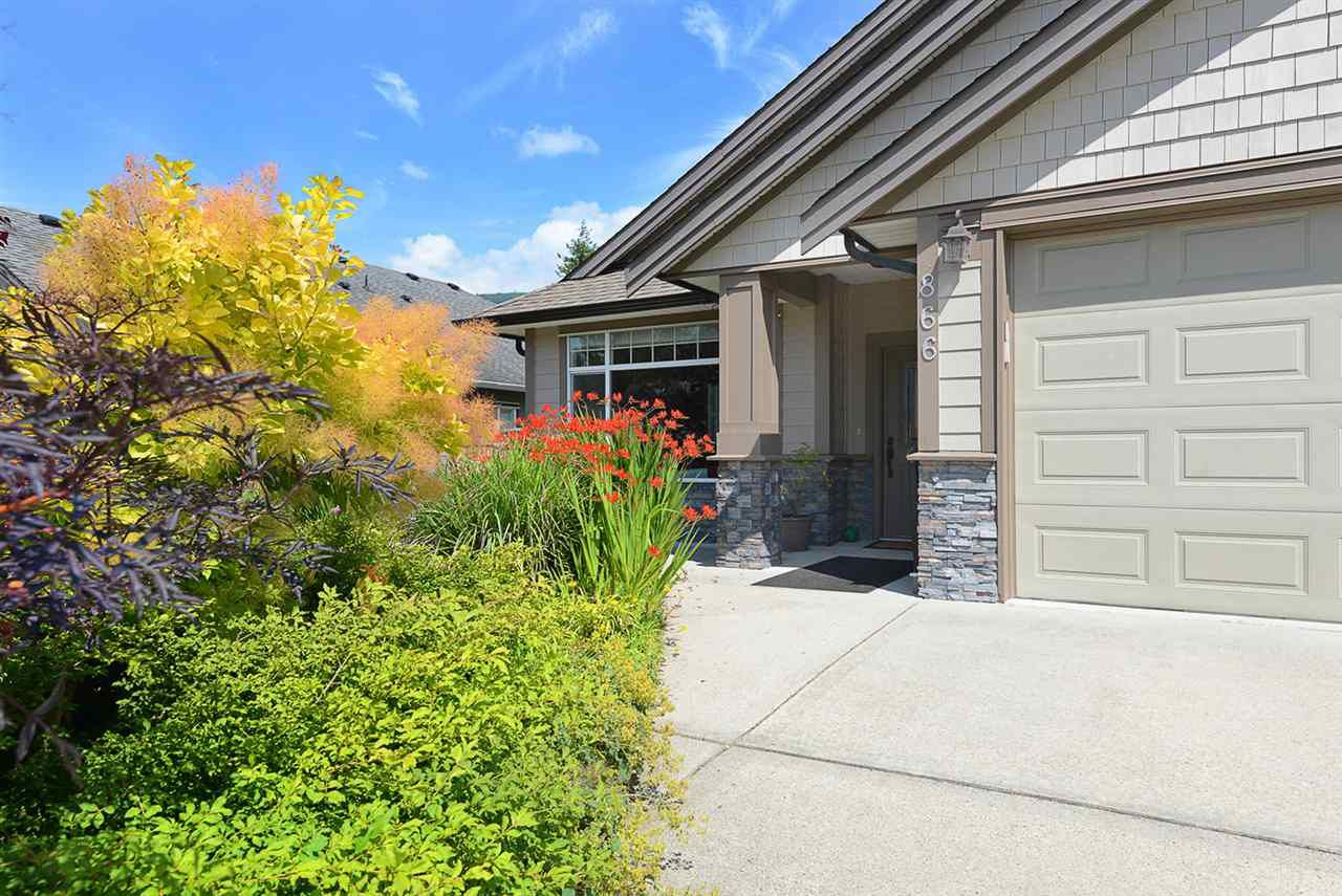 Quality built home in a central location of Gibsons