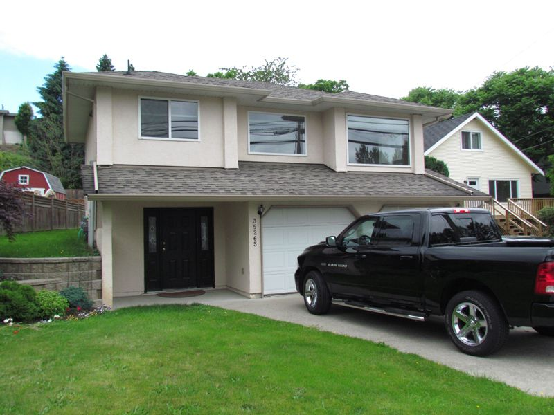 Main Photo: 35265 DELAIR RD in ABBOTSFORD: Abbotsford East Condo for rent (Abbotsford)