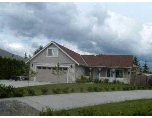 Main Photo: 6319 HOMESTEAD AV in Sechelt: Sechelt District House for sale (Sunshine Coast)  : MLS®# V538737