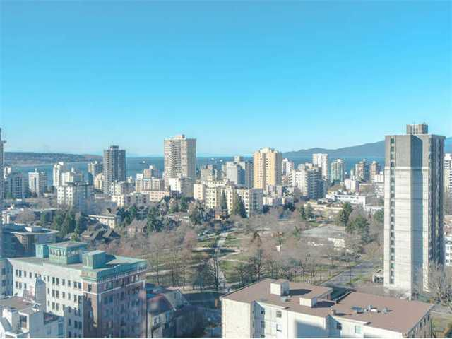 """Main Photo: 2105 1028 BARCLAY Street in Vancouver: West End VW Condo for sale in """"THE PATINA"""" (Vancouver West)  : MLS®# V1046189"""
