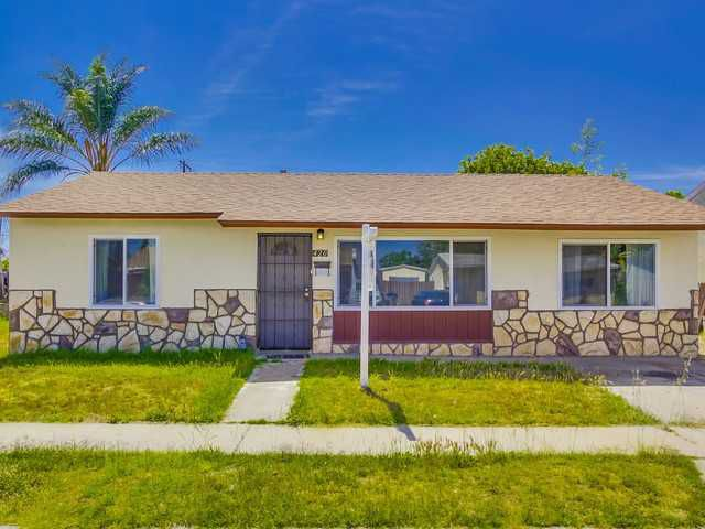 Main Photo: ENCANTO House for sale : 3 bedrooms : 420 Sawtelle Avenue in San Diego