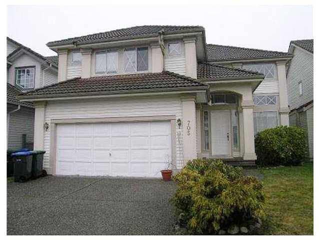 """Main Photo: 705 OMINECA Avenue in PORT COQ: Riverwood House for sale in """"RIVER WOOD"""" (Port Coquitlam)  : MLS®# V1137075"""