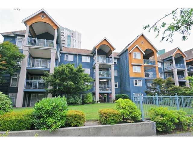 "Main Photo: 202 1190 EASTWOOD Street in Coquitlam: North Coquitlam Condo for sale in ""LAKESIDE TERRACE"" : MLS®# R2024267"