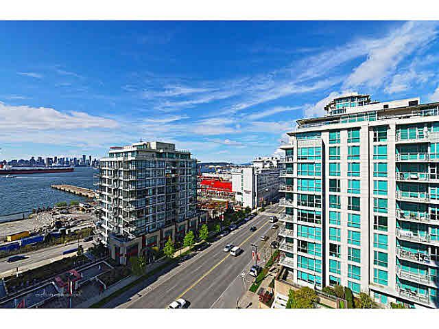 Main Photo: 1106 188 E ESPLANADE in : Lower Lonsdale Condo for sale : MLS®# V1114618