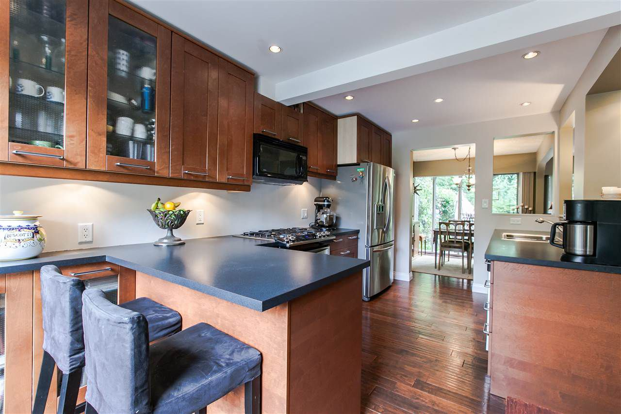 """Main Photo: 976 LILLOOET Road in North Vancouver: Lynnmour Townhouse for sale in """"Lillooet Place"""" : MLS®# R2075989"""