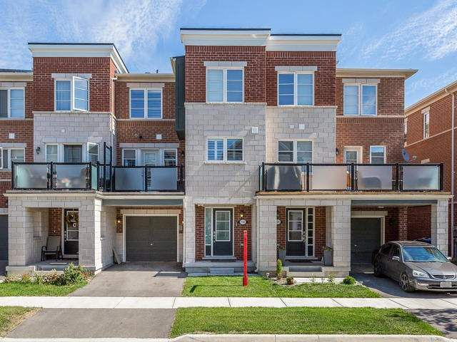 Main Photo: 132 Baycliffe Crest in Brampton: Northwest Brampton House (3-Storey) for sale : MLS®# W3608652