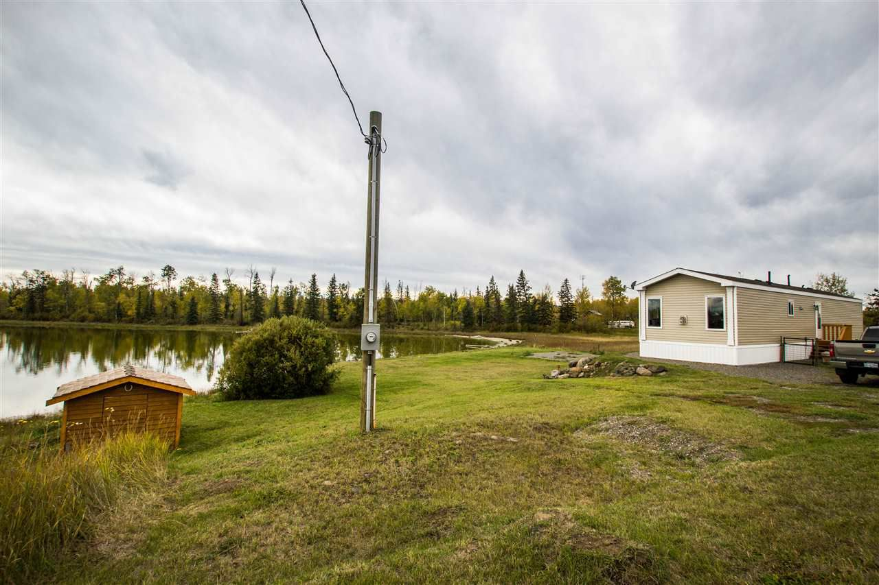 Main Photo: 2510 NORTH BONAPARTE Road: 70 Mile House Manufactured Home for sale (100 Mile House (Zone 10))  : MLS®# R2110202