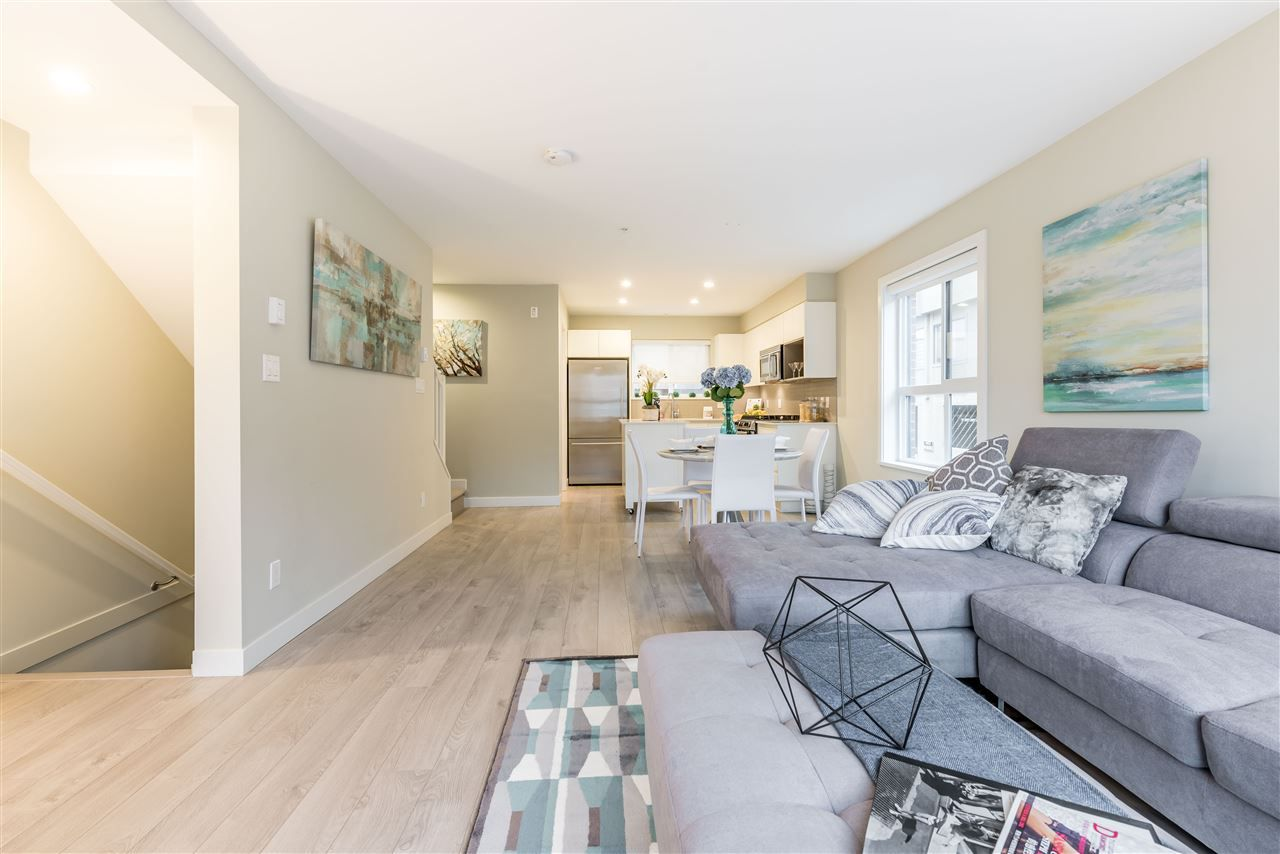 Main Photo: 206 1190 W 6TH Avenue in Vancouver: Fairview VW Townhouse for sale (Vancouver West)  : MLS®# R2123143
