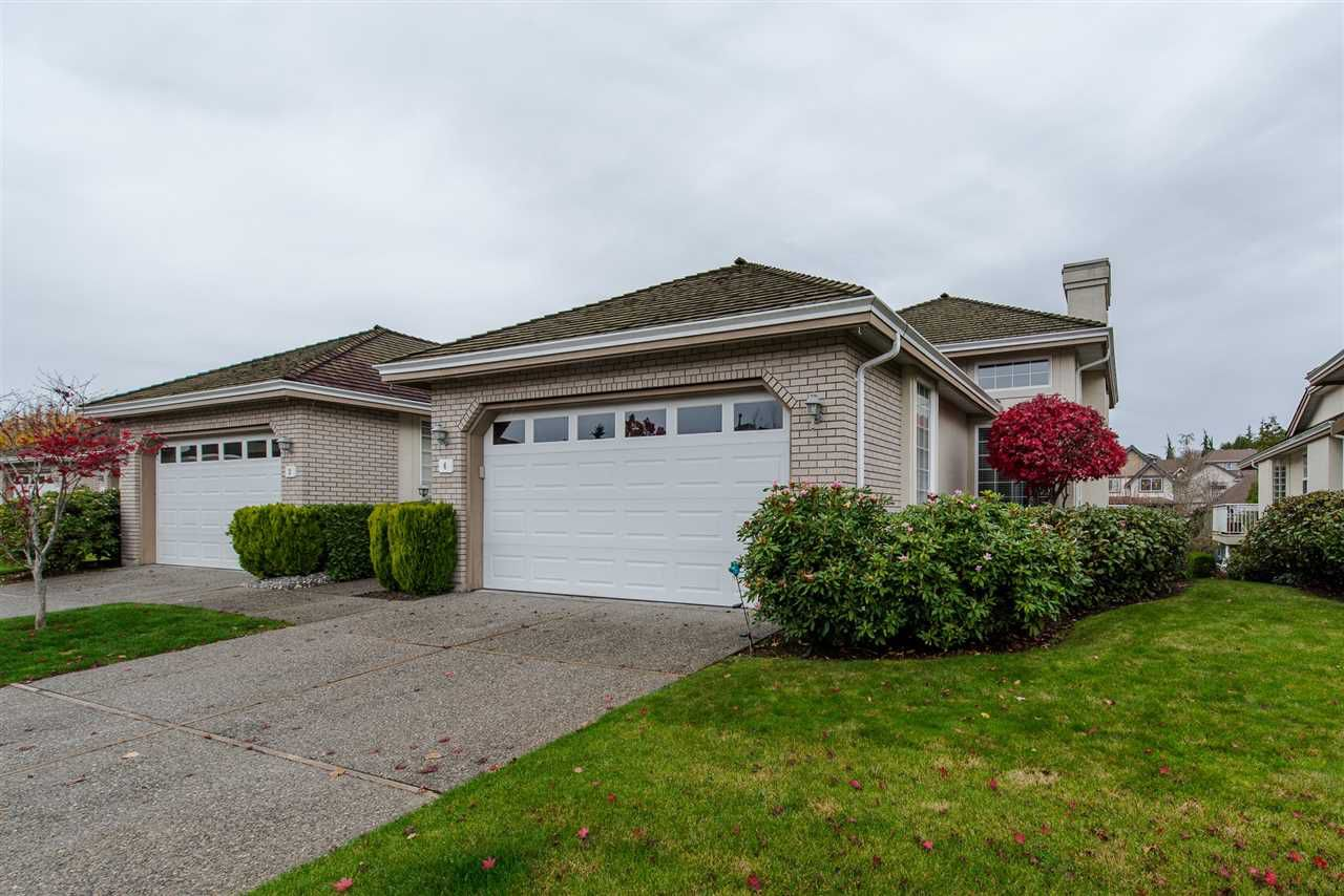 "Main Photo: 4 31450 SPUR Avenue in Abbotsford: Abbotsford West Townhouse for sale in ""Lakepointe Vistas"" : MLS®# R2130540"