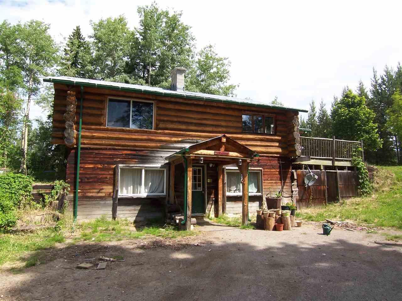 "Main Photo: 9158 OLD SUMMIT LAKE Road in Prince George: Old Summit Lake Road House for sale in ""OLD SUMMIT LAKE ROAD"" (PG City North (Zone 73))  : MLS®# R2147494"