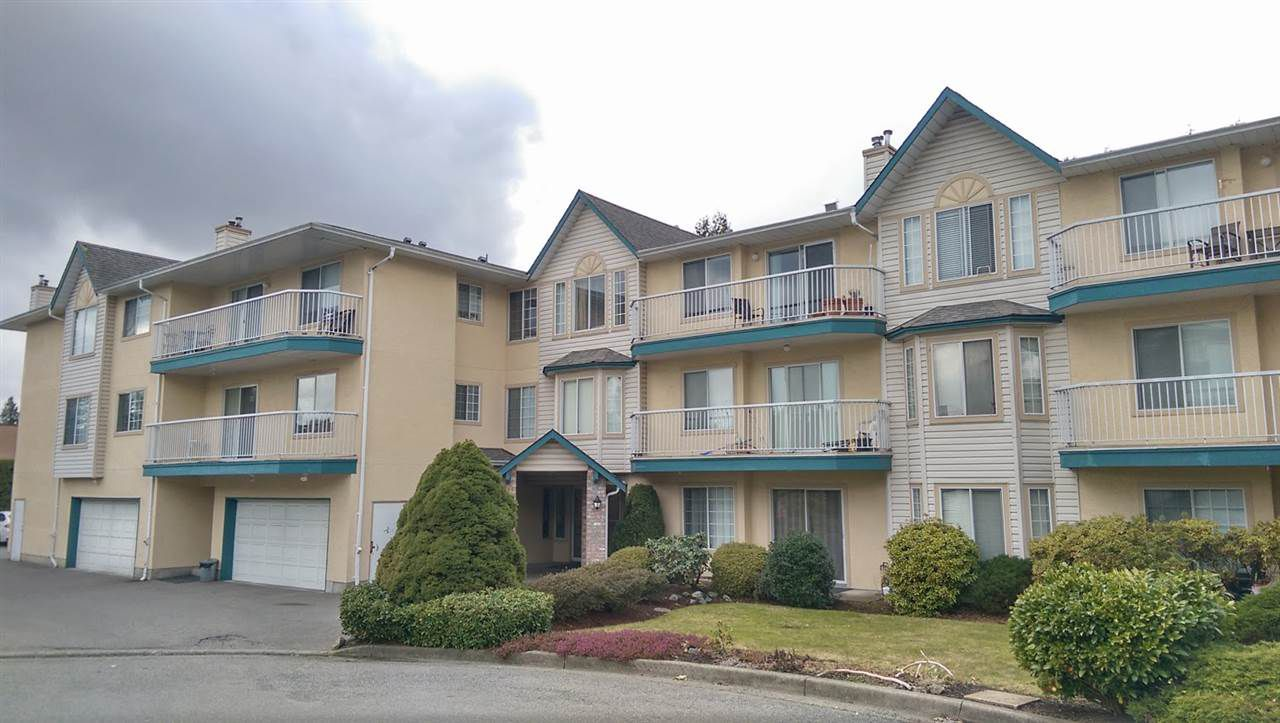 Main Photo: 201 2567 VICTORIA Street in Abbotsford: Abbotsford West Condo for sale : MLS®# R2151287