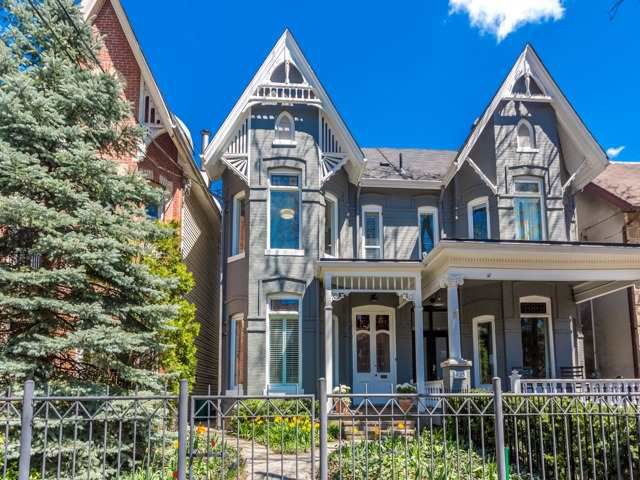 Main Photo: 427 Ontario Street in Toronto: Cabbagetown-South St. James Town House (2-Storey) for sale (Toronto C08)  : MLS®# C3789176