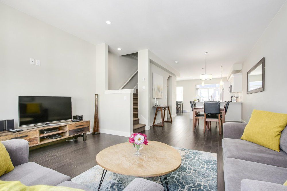 """Main Photo: 69 2469 164 Street in Surrey: Grandview Surrey Townhouse for sale in """"ABBEY ROAD"""" (South Surrey White Rock)  : MLS®# R2197619"""