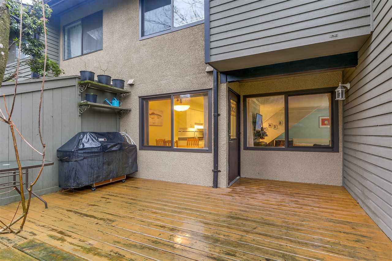 Main Photo: 3444 NAIRN Avenue in Vancouver: Champlain Heights Townhouse for sale (Vancouver East)  : MLS®# R2233079