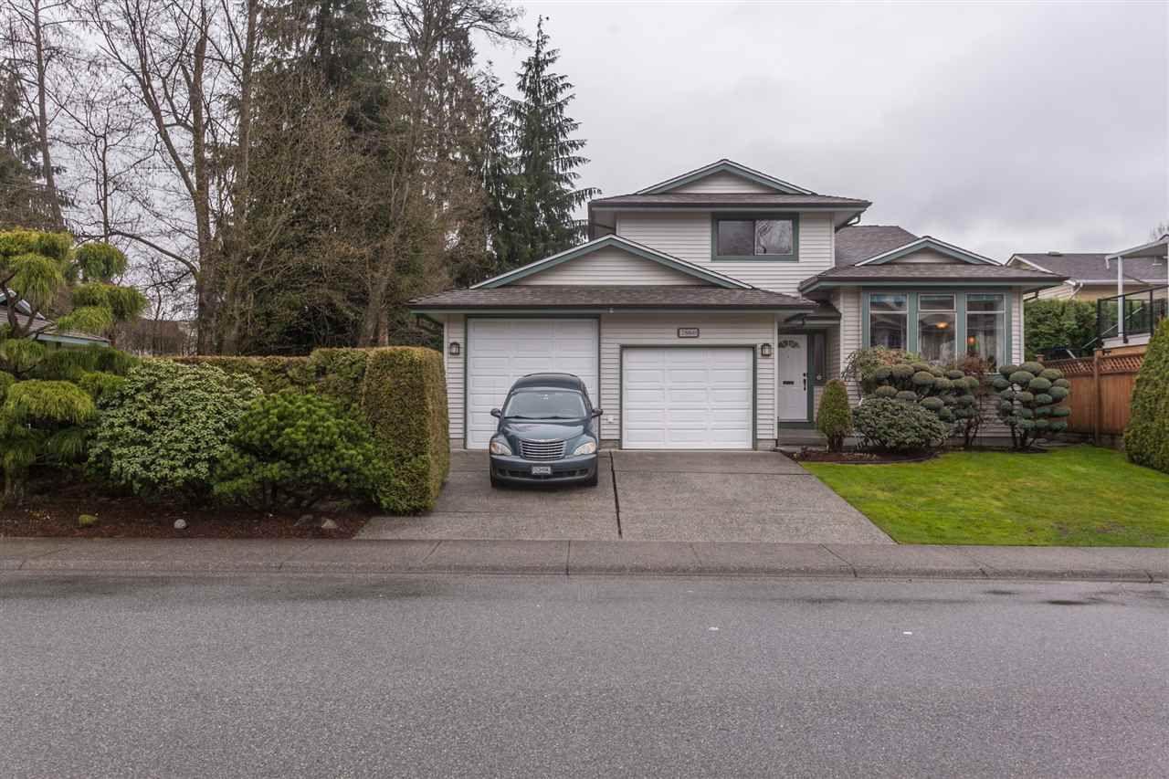 Main Photo: 2860 MCCOOMB Drive in Coquitlam: Eagle Ridge CQ House for sale : MLS®# R2254956