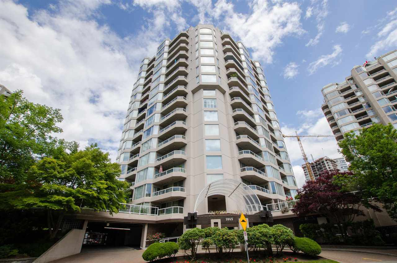 """Main Photo: 1103 1065 QUAYSIDE Drive in New Westminster: Quay Condo for sale in """"QUAY TOWER II"""" : MLS®# R2273724"""