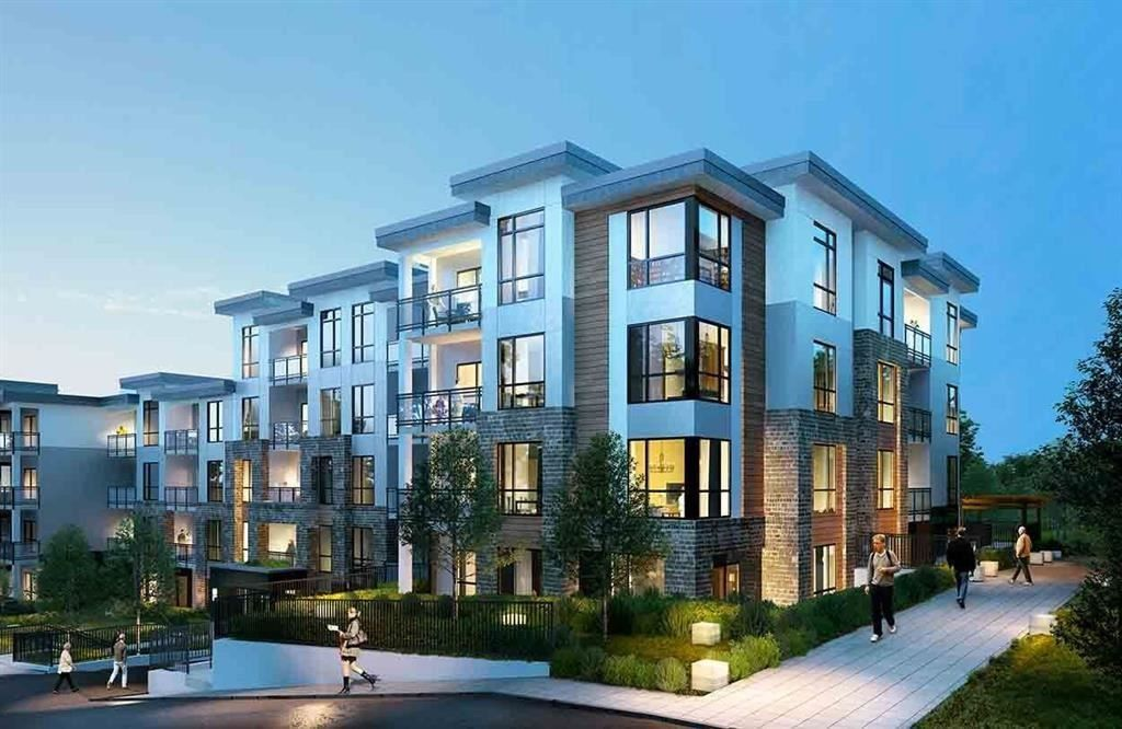 Main Photo: 210 20087 68 Avenue in Langley: Willoughby Heights Condo for sale : MLS®# R2298091