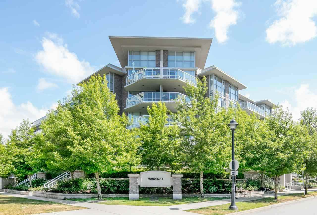 Main Photo: 507 9371 HEMLOCK Drive in Richmond: McLennan North Condo for sale : MLS®# R2308884