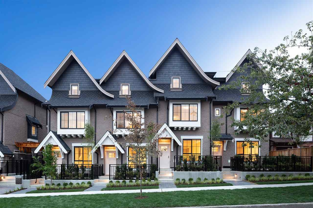 """Main Photo: 8101 SHAUGHNESSY Street in Vancouver: Marpole Townhouse for sale in """"Shaughnessy Residences"""" (Vancouver West)  : MLS®# R2316937"""