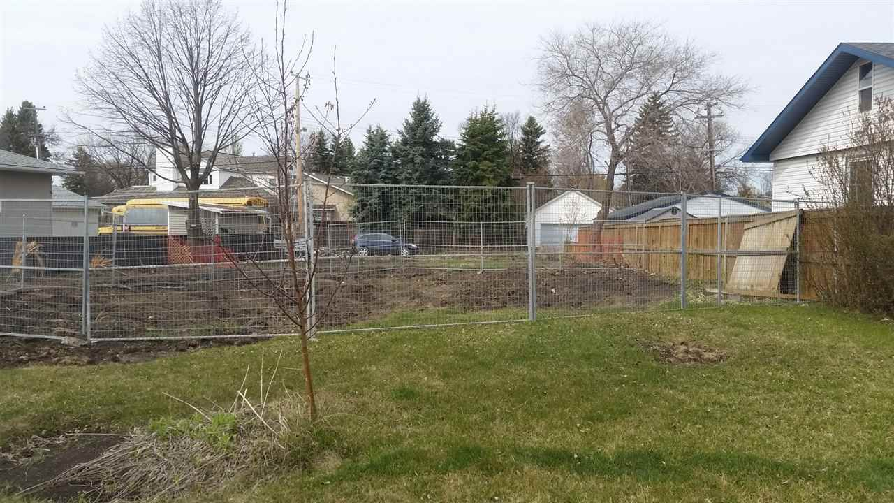 Main Photo: 9314 79 Street NW in Edmonton: Zone 18 Vacant Lot for sale : MLS®# E4135700