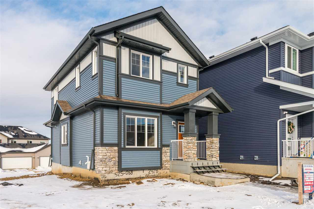 Main Photo: 2428 WONNACOTT Court in Edmonton: Zone 53 House for sale : MLS®# E4141658