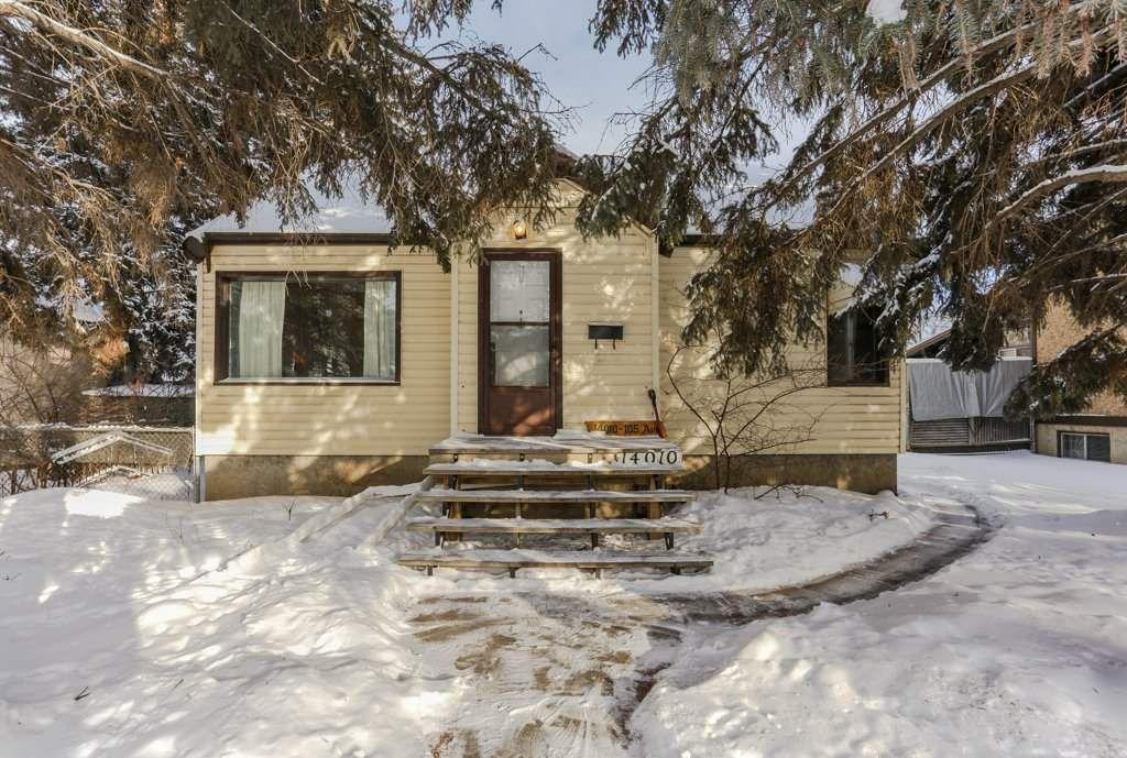 Main Photo: 14010 105 Avenue NW in Edmonton: Zone 11 House for sale : MLS®# E4143587