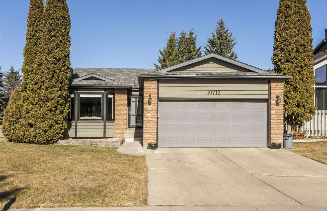 Main Photo: 10712 BEARSPAW Drive E in Edmonton: Zone 16 House for sale : MLS®# E4151355