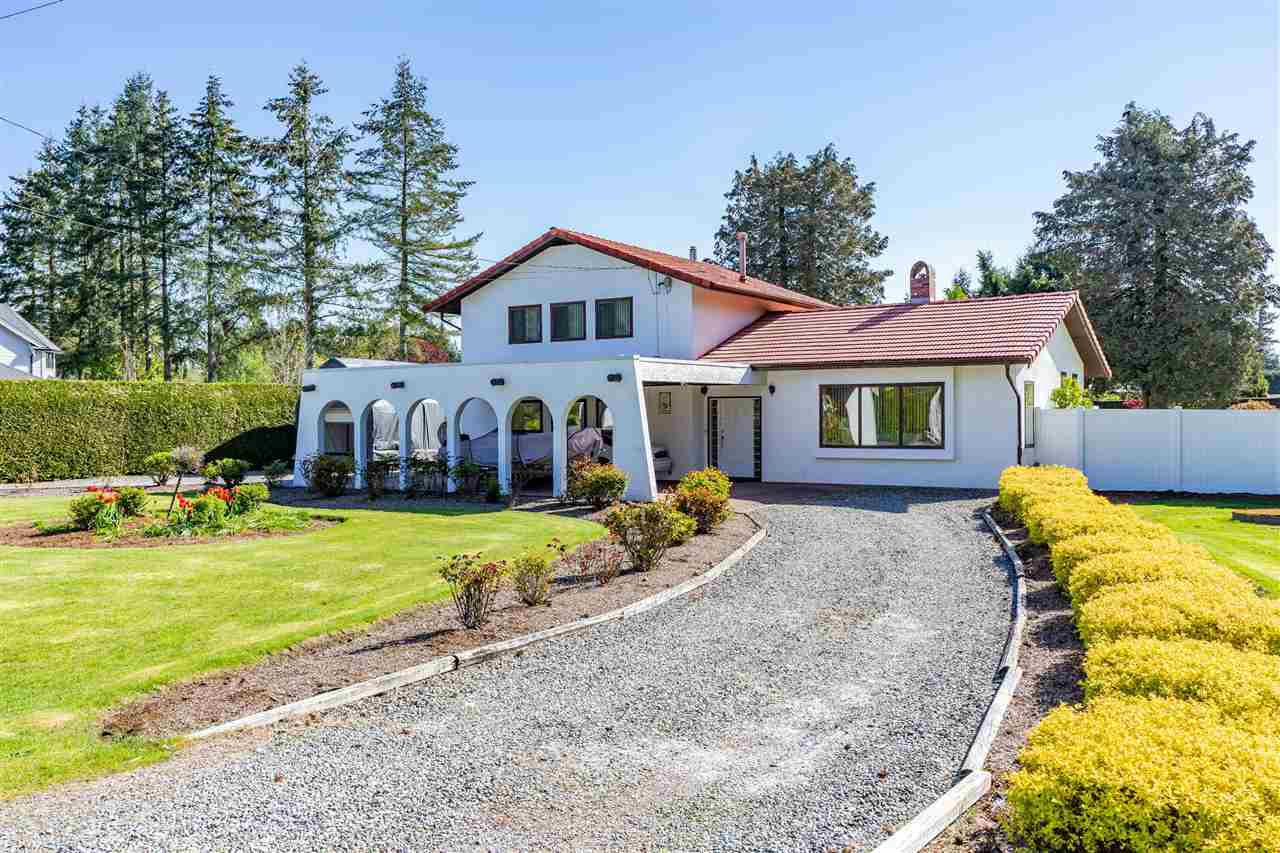 Main Photo: 4626 238 Street in Langley: Salmon River House for sale : MLS®# R2365542