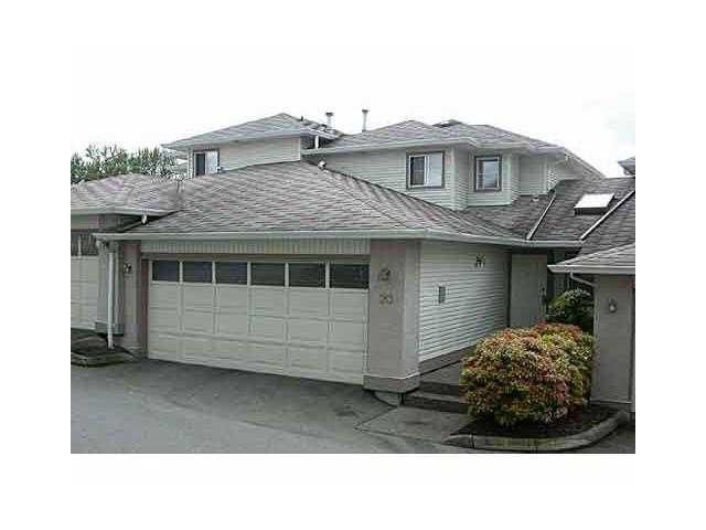 "Main Photo: 20 22751 HANEY BYPASS Highway in Maple Ridge: East Central Townhouse for sale in ""RIVERS EDGE"" : MLS®# V900595"