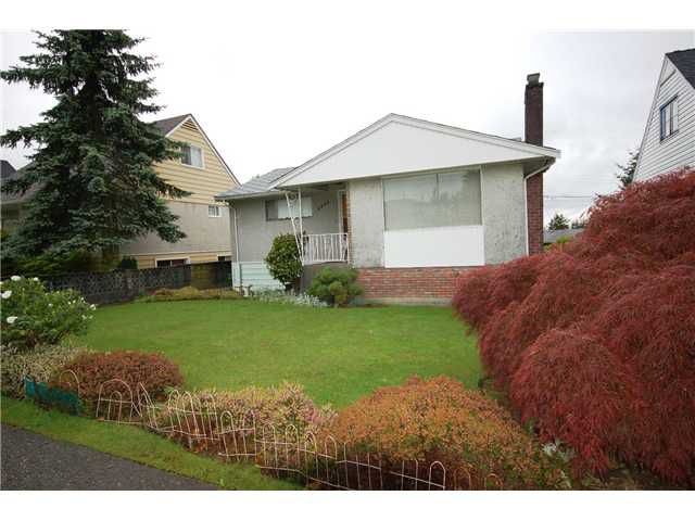 Main Photo: 3363 DIEPPE DR in Vancouver: Renfrew Heights House for sale (Vancouver East)  : MLS®# V1008087