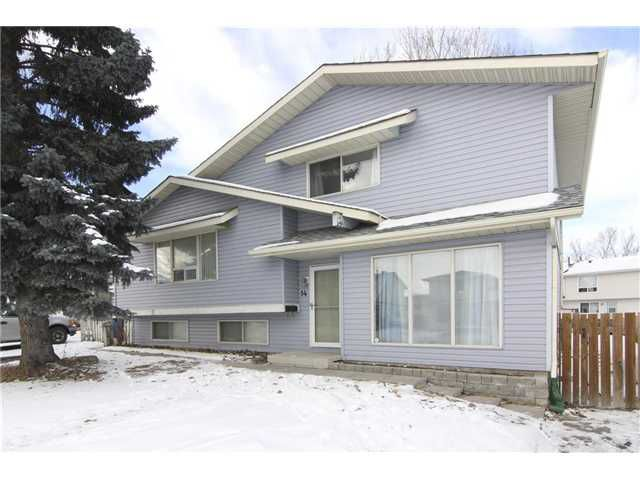 Main Photo: 14 RADCLIFFE Court SE in CALGARY: Radisson Heights Residential Attached for sale (Calgary)  : MLS®# C3600435