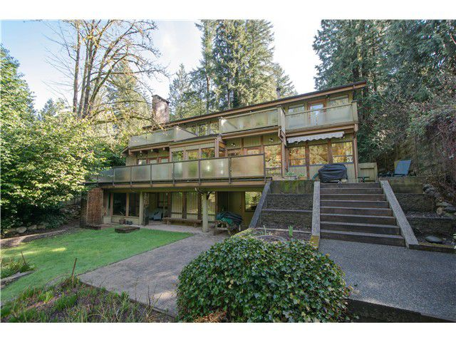 Main Photo: 1787 RIVERSIDE Drive in North Vancouver: Seymour House for sale : MLS®# V1059924