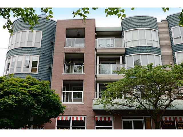 Main Photo: 308 789 W 16TH Avenue in Vancouver: Fairview VW Condo for sale (Vancouver West)  : MLS®# V1066570