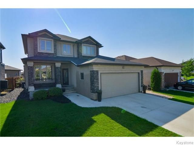 Main Photo: 34 Portside Drive in WINNIPEG: St Vital Residential for sale (South East Winnipeg)  : MLS®# 1522240
