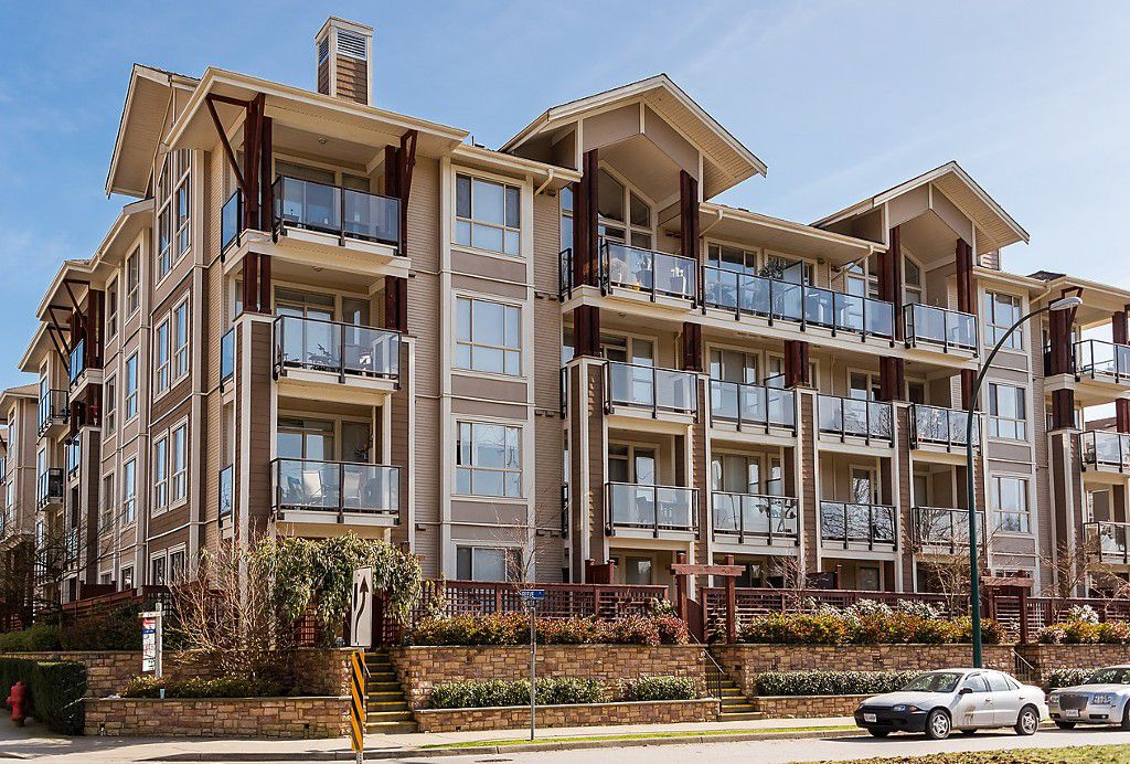 "Main Photo: 406 2484 WILSON Avenue in Port Coquitlam: Central Pt Coquitlam Condo for sale in ""VERDE"" : MLS®# R2041286"