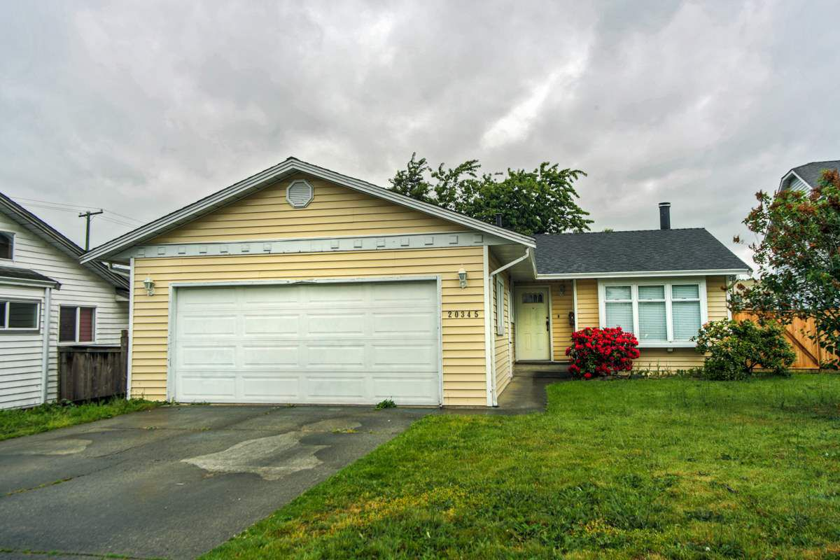 Main Photo: 20345 115 Avenue in Maple Ridge: Southwest Maple Ridge House for sale : MLS®# R2072649