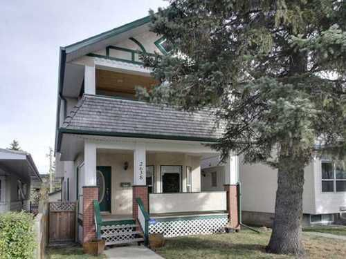 Main Photo: 2638 25A Street SW in Calgary: 2 Storey for sale : MLS®# C3541929