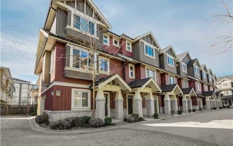 """Main Photo: 21 9628 FERNDALE Road in Richmond: McLennan North Townhouse for sale in """"SONATA PARK"""" : MLS®# R2155174"""
