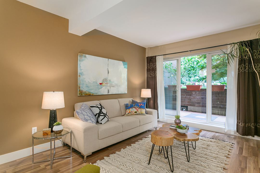 """Main Photo: 102 1655 NELSON Street in Vancouver: West End VW Condo for sale in """"Hempstead Manor"""" (Vancouver West)  : MLS®# R2179830"""