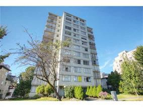 Main Photo: 803 1250 Burnaby Street in Vancouver: West End VW Condo for sale (Vancouver West)  : MLS®# V1133869