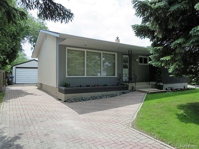Main Photo: 478 Mark Pearce Avenue in Winnipeg: North Kildonan Residential for sale (3F)  : MLS®# 1716249