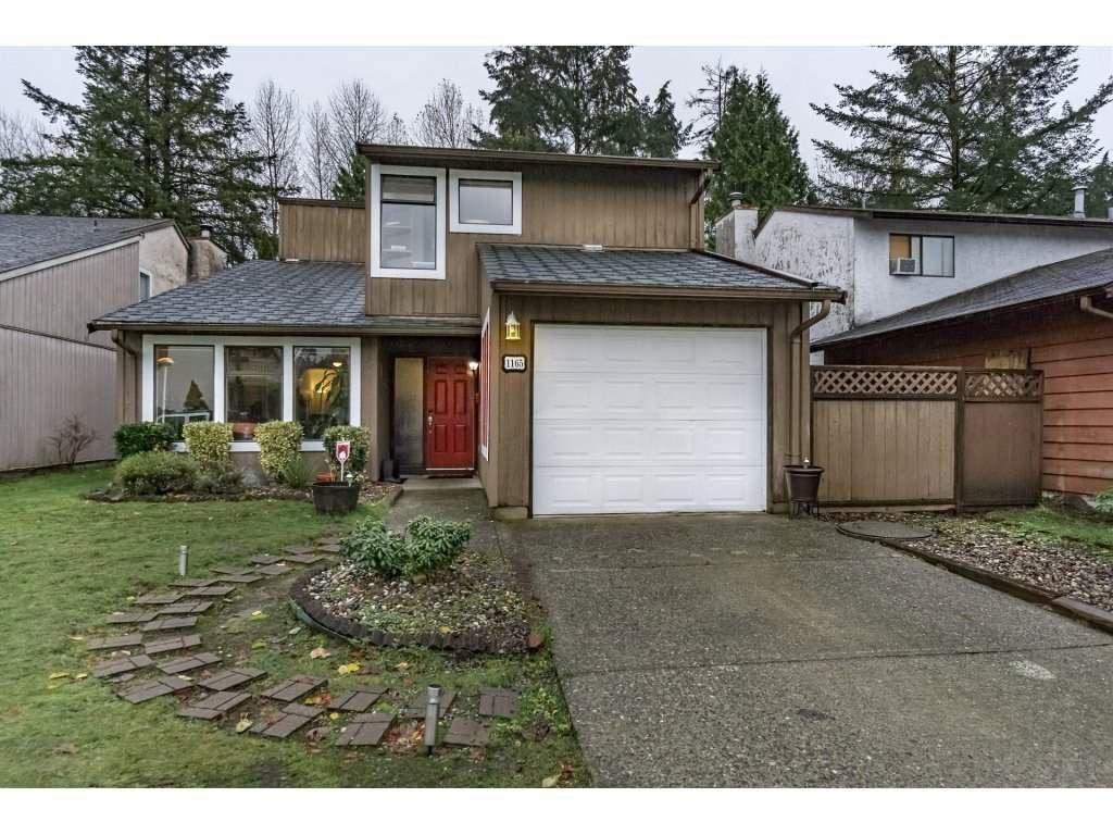 Main Photo: 1165 ESPERANZA Drive in Coquitlam: New Horizons House for sale : MLS®# R2223904