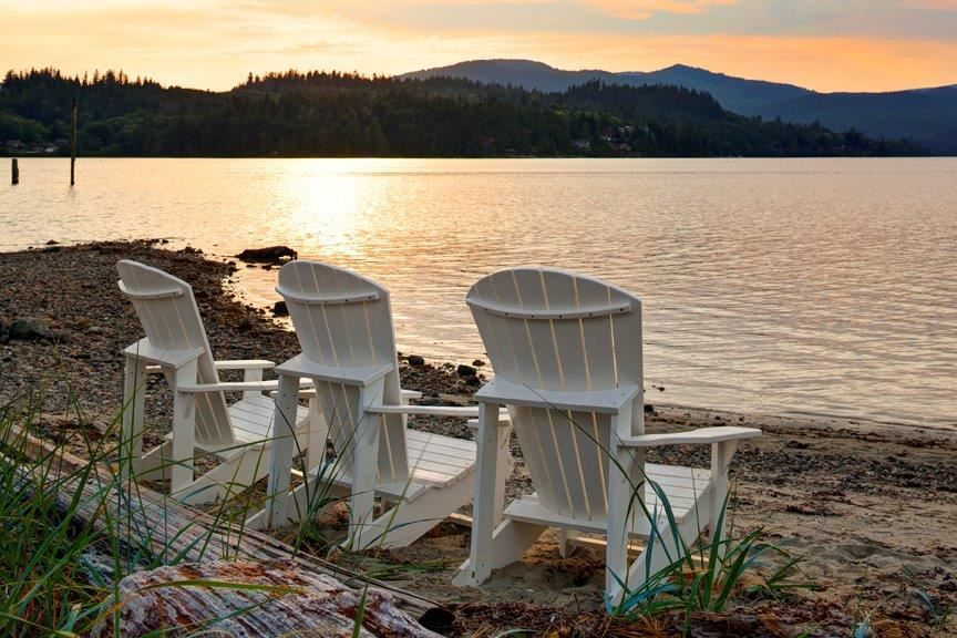 """Main Photo: 5936 OLDMILL Lane in Sechelt: Sechelt District Townhouse for sale in """"EDGEWATER AT PORPOISE BAY"""" (Sunshine Coast)  : MLS®# R2236224"""