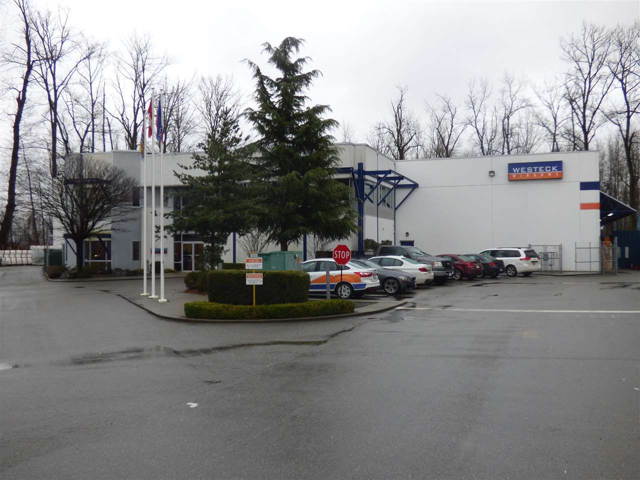 Main Photo: 5 8104 EVANS Road in Sardis: Sardis West Vedder Rd Industrial for sale : MLS®# C8017138